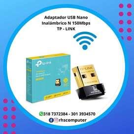 ADAPTADOR PARA WIFI - Tipo USB