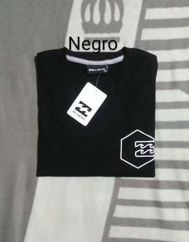Polo Billabong Medium Negro nuevo