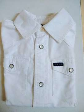 Camisa Polo Ralph Lauren 2/2t M. Corta  Perfecta