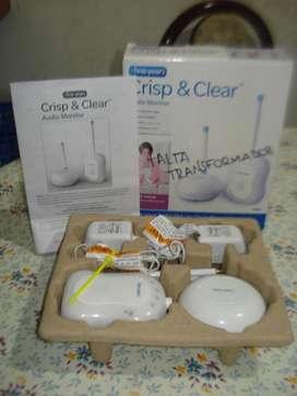 Vendo este Baby Call Crisp Clear funcionando perfectamente