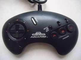 Control Sega Genesis/MD MegaFire original