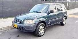 Honda Cr-v 1998 Automática motor 2.0 4x4
