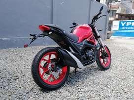 Vendo moto Motor Uno Diavolo 250 como nueva.