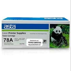 Toner Compatible Asta para HP 78A CE278A Negro