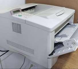 VENDO IMPRESORA LASER HP5000