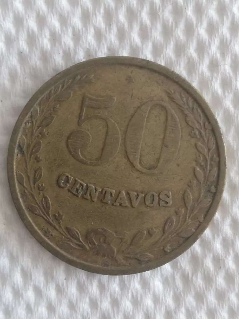 Moneda Antigua Colombia