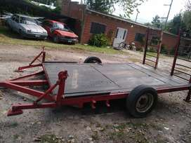 Trailer reforzado ideal bocat sampin