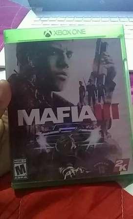 Video juego mafia 3