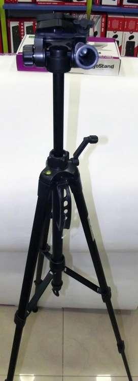 Tripoide  camaras o filmadoras Weifeng  Wt-3540 1.57 Cm Con Estuche