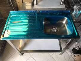 Lava platos en acero inoxidable Nuevos desde $ 205000