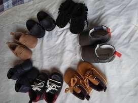 Zapatos bebes 0-12 meses