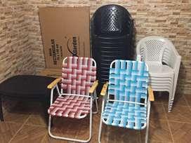 Ventas, Articulos plasticos!! Mesas,sillas..