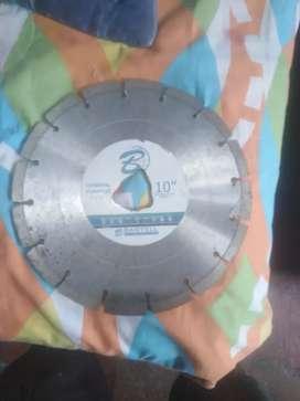 Disco diamantado 10' bartell