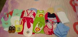 Lote ropa bebe , usada en buen estado