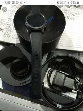 Se vende Samsung Gear S3 frontier