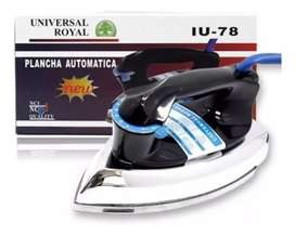 PLANCHA ROPA UNIVERSAL ROYAL IU-78
