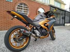 hermosa Yamaha r3