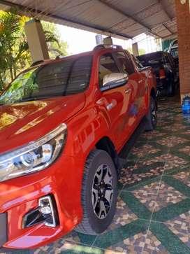 Toyota Hilux srx 4x2 2020