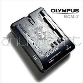 A64 Cargador Olympus Bcm-2 Bateria Blm-1 Blms5 E500 E620 E-5