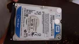 Disco duro western digital 500gb (liquido)