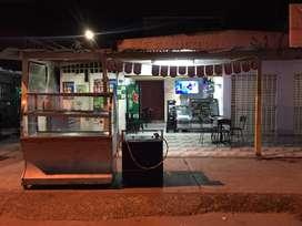 Se vende negocio de venta de licores y juego de sapo