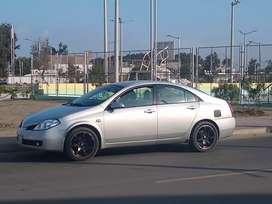 Vendo auto Nissan Primera 2004, GLP/Gasolina, de uso  personal