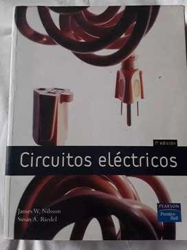Circuitos eléctricos séptima edición James nilsson séptima edición editorial pearson