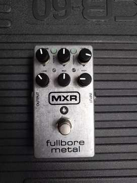 Fullbore Metal Pedal Distorsión