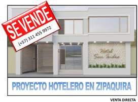 Proyecto hotelero en Zipaquirá