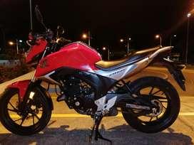 Venta de moto como nueva Lago Agrio