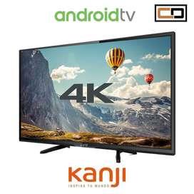 Smart TV LED 55″ Kanji UHD 4K Android NUEVO!!!