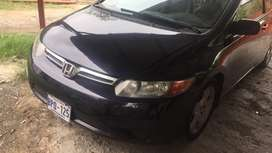 HONDA CIVIC LX 2007 V-TECH