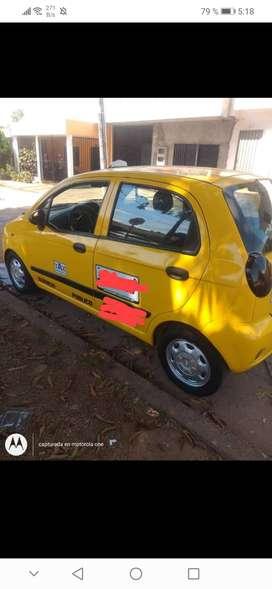 Venta de Cupo y de Taxi Chevrolet spark modelo 2011