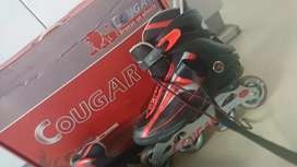 Patines rollers profesionales Cougar