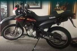 Se Vende moto Yamaha XTZ 250 cómo nueva