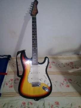 Guitarra electrica marca texas