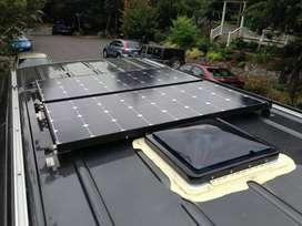 Kit solar plus para Motorhome / Casa Rodante.