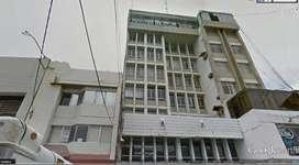 DEPARTAMENTO  OFICINA Edificio PLAZA FUERTE (8vo Piso)