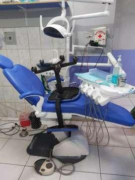 Sillón dental electronico