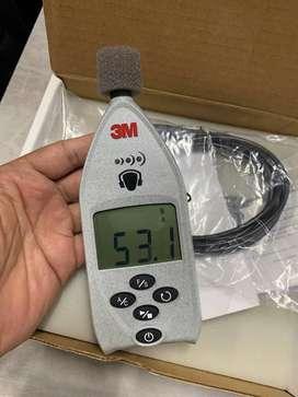 Detector de Sonidos 3M  SD-200 Kit, Cable USB, protector de micrófono