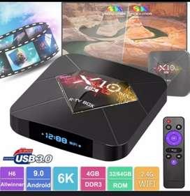 TV BOX IDEAL PARA CONVERTIR. SU TV EN SMARTV