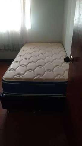 Vendo cama sencilla