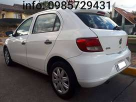Volkswagen Gol 2012 Power Plus