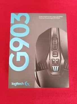 Mause Logitech G903 Gamer