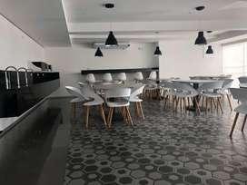 Alquiler de Oficinas Premium de Estreno en Cavenecia - San Isidro