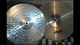 Hi Hat 14'' Paiste Signature.''unico''