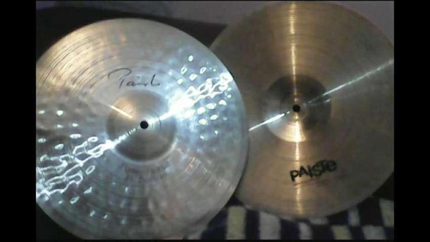 Hi Hat 14'' Paiste Signature.''unico'' 0