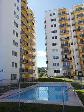 Apartamento nuevo parqueadero piscina primer piso
