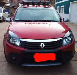 Renault sandero conservado