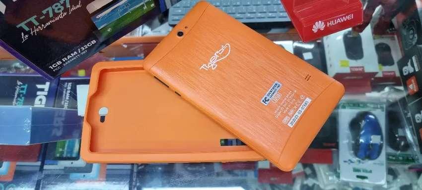 Tablet tigers WIFI Y CON SIM nuevas